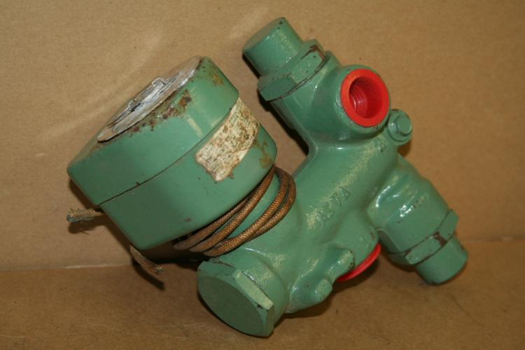 Solenoid valve steam 8315A14 ASCO Unused