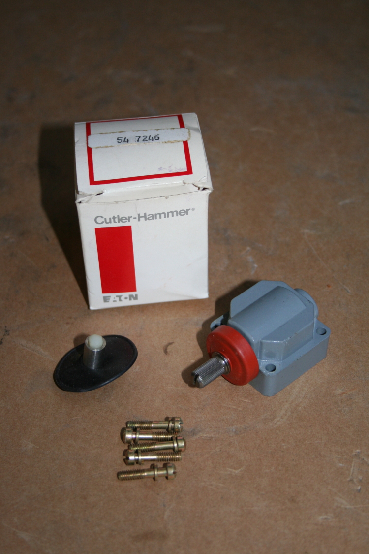 Limit switch operating head 54 7246 Cutler-Hammer Eaton Unused