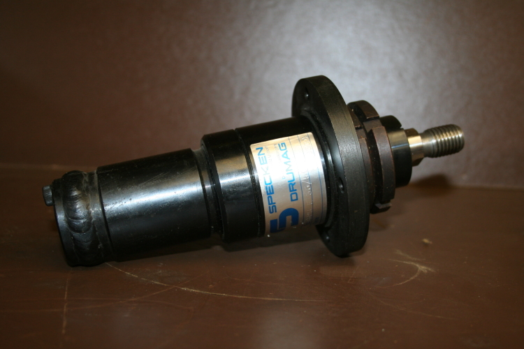 Cylinder Hydraulic Double acting ZUB F 36/50 D Front flange Specken Drumag Giori