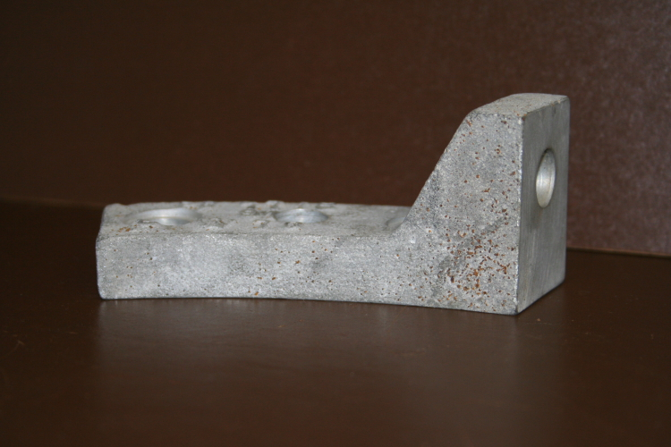 Stop bumper P-D07718-0001 for P-6000 Sharples centrifuge Unused