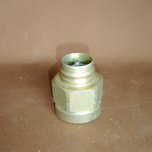 Hydraulic Male Quick Disconnect Fitting, 1.5