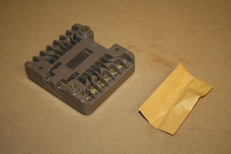 Relay Socket MTRS-004 Arrow Hart