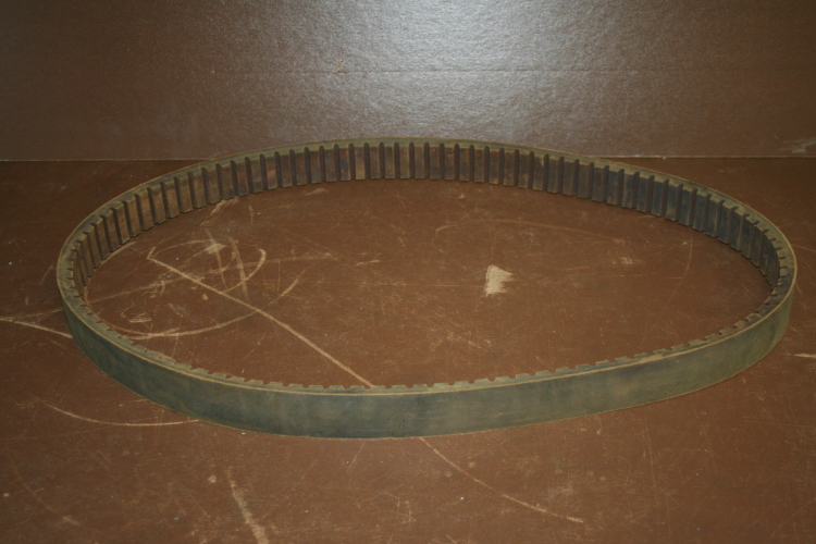 Variable speed belt 2322V541 54 3/4in Cogged Unused