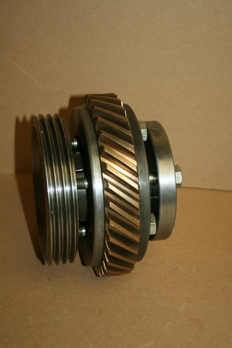 Gear assembly 3036 3442 000, 3107 3449 010, 3117 3447 000, 50Hz Westfalia