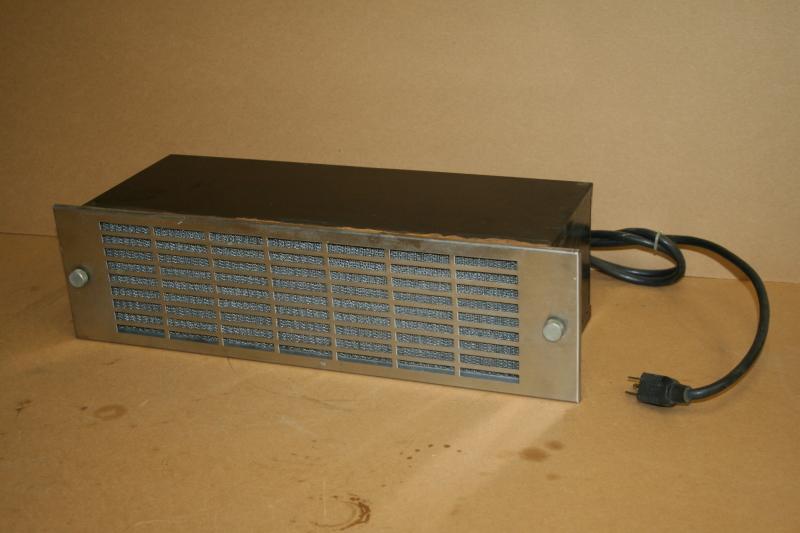 Blower, 19in rack mount, Cooling fan assbly 115V, Filtered, Stantron TESTED