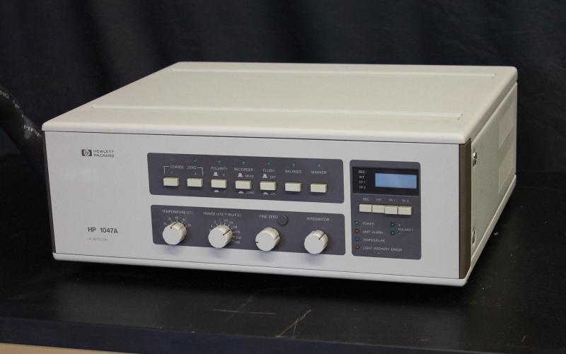 RI Detector, RID, HPLC Refractive index detector, HP1047A, HP Agilent
