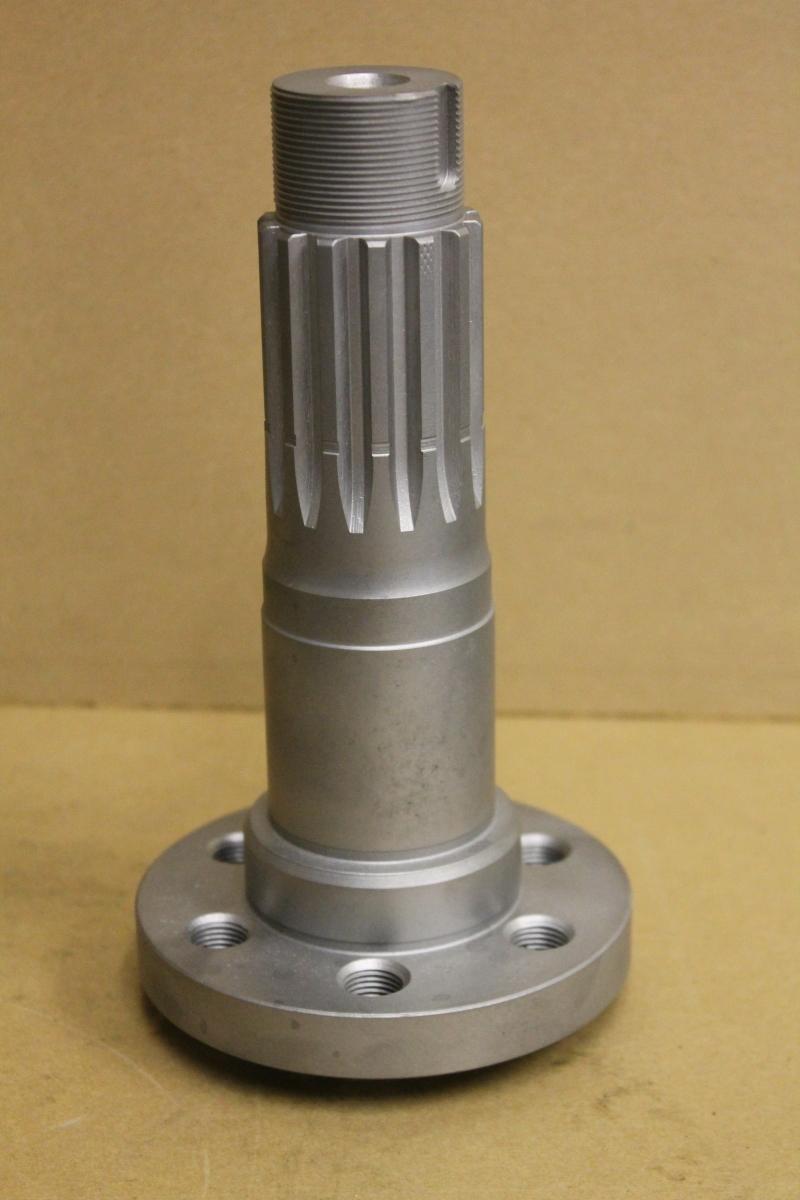 Axle, Spindle 14 spline 6 bolt, 3 1/4