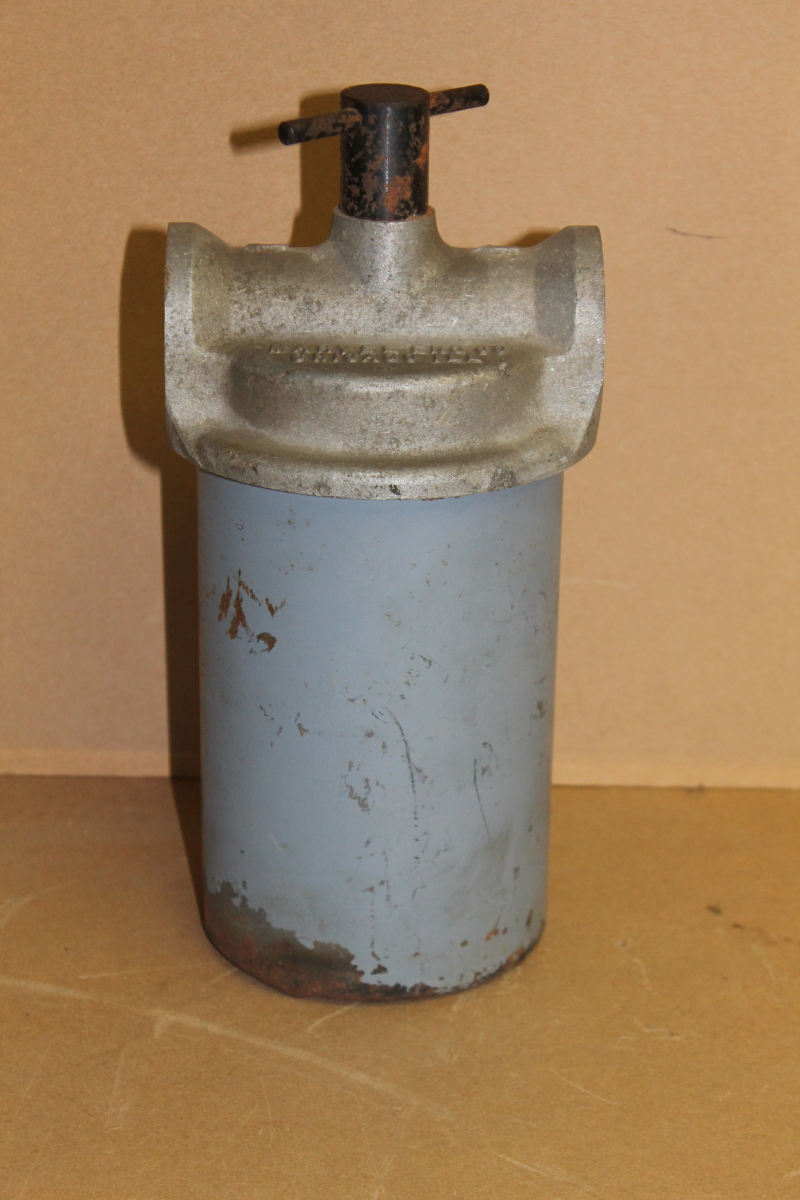 Hydraulic filter assembly 3/4