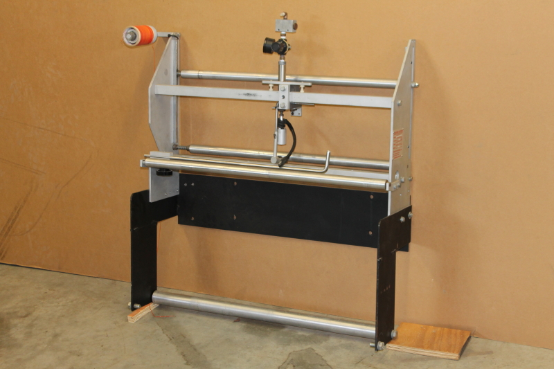 Tear tape system For L bar sealer, Weldotron 6411 Teartape Systems Inc For parts