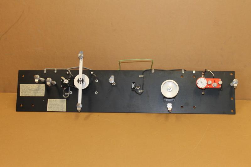 Filament fiber tensiometer assemby tension dancer Check-line MK2-100