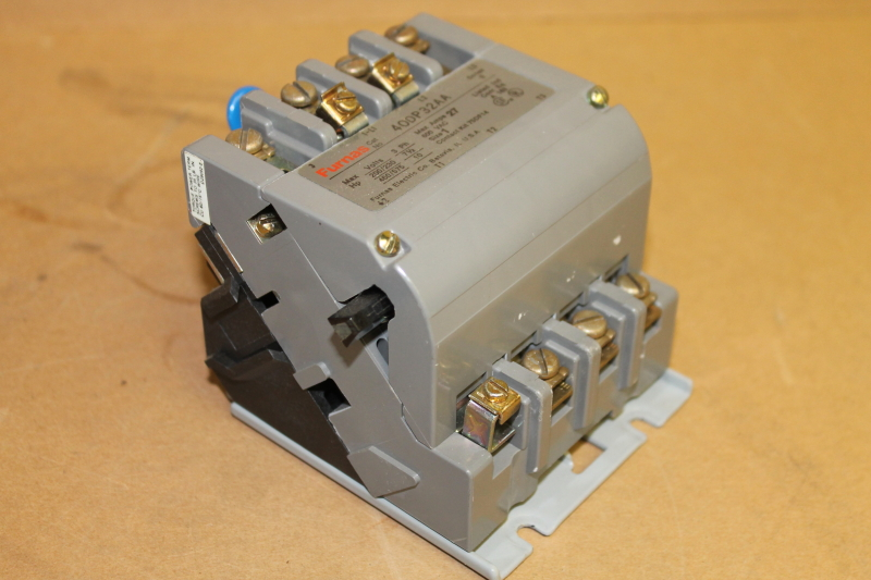 Contactor, Size 1, 27A, 3ph 3P, 600V, 10 hp, 40DP32AA, Furnas