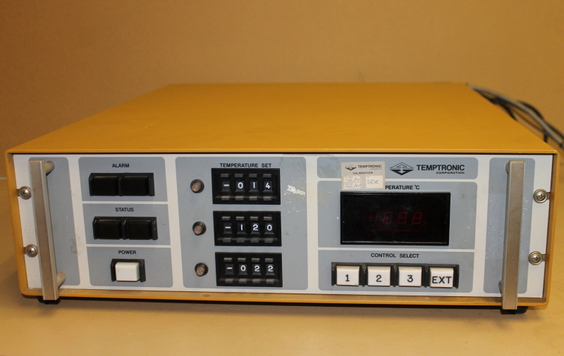 Thermal control console TP0550A-4 Temptronic controller