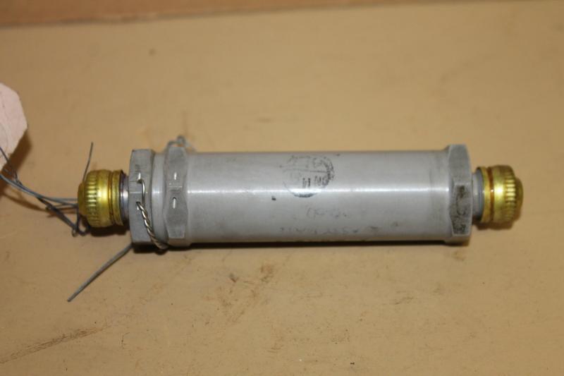 Hydraulic filter Inline, 3000psi, 5 micron Rigimesh, AC-1621-6, Pall APM, Unused