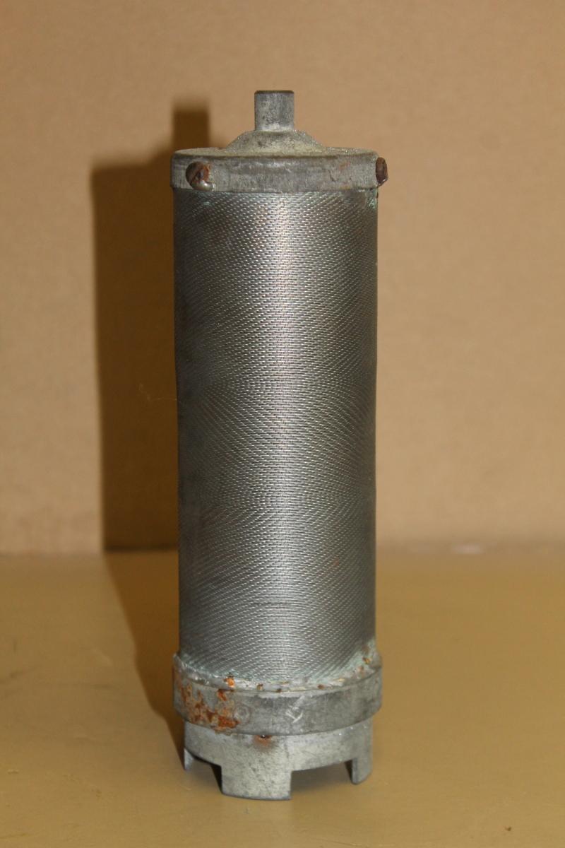 Oil filter element, 5 micron, Reusable, Metal, 63011-4 Arvinmeritor Unused