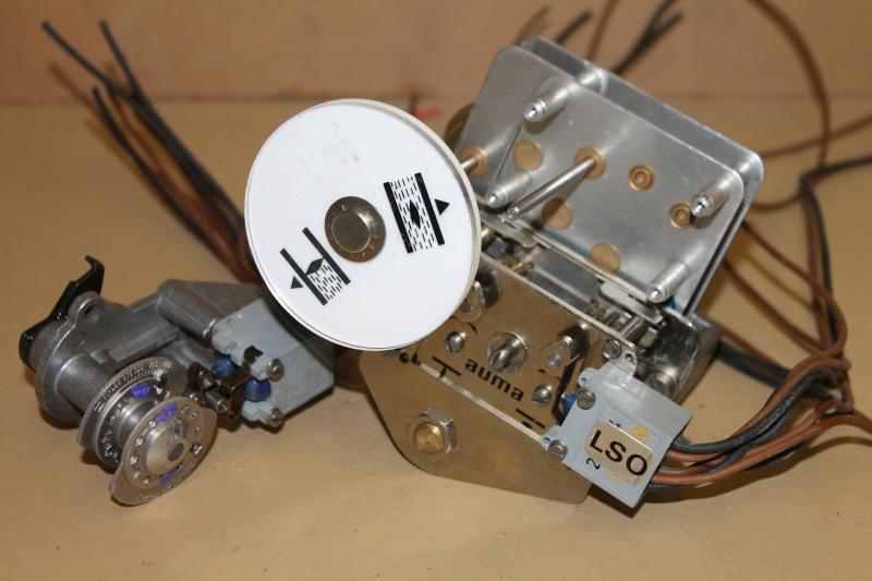 Valve Positioning Controller, For Auma SAR50-26A Actuator