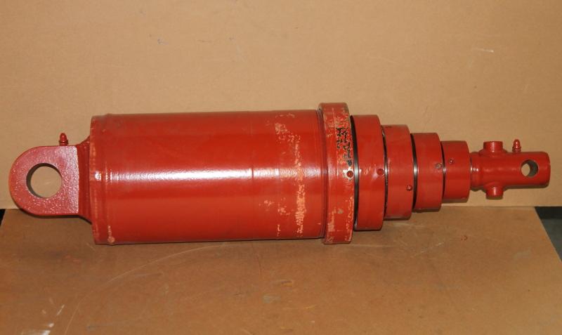 Hydraulic cylinder, Telescopic, 4 stage, 41