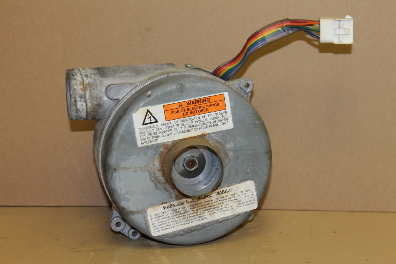 Ametek Windjammer 150151-00 Centrifugal Blower, Draft Inducer, 2 Stage, 5.7