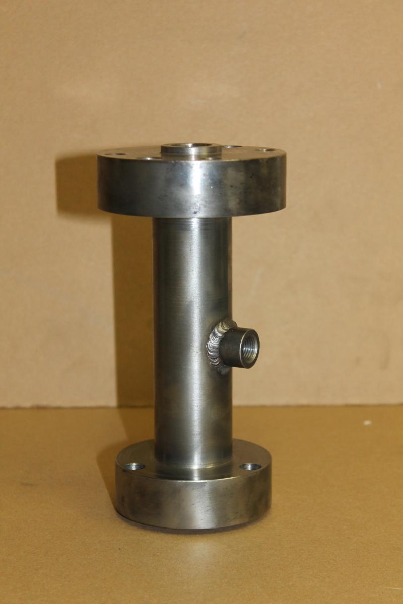 Extruder Barrel Adapter, Rex 049, CMR11, 9966-8013, Dynisco Kayness