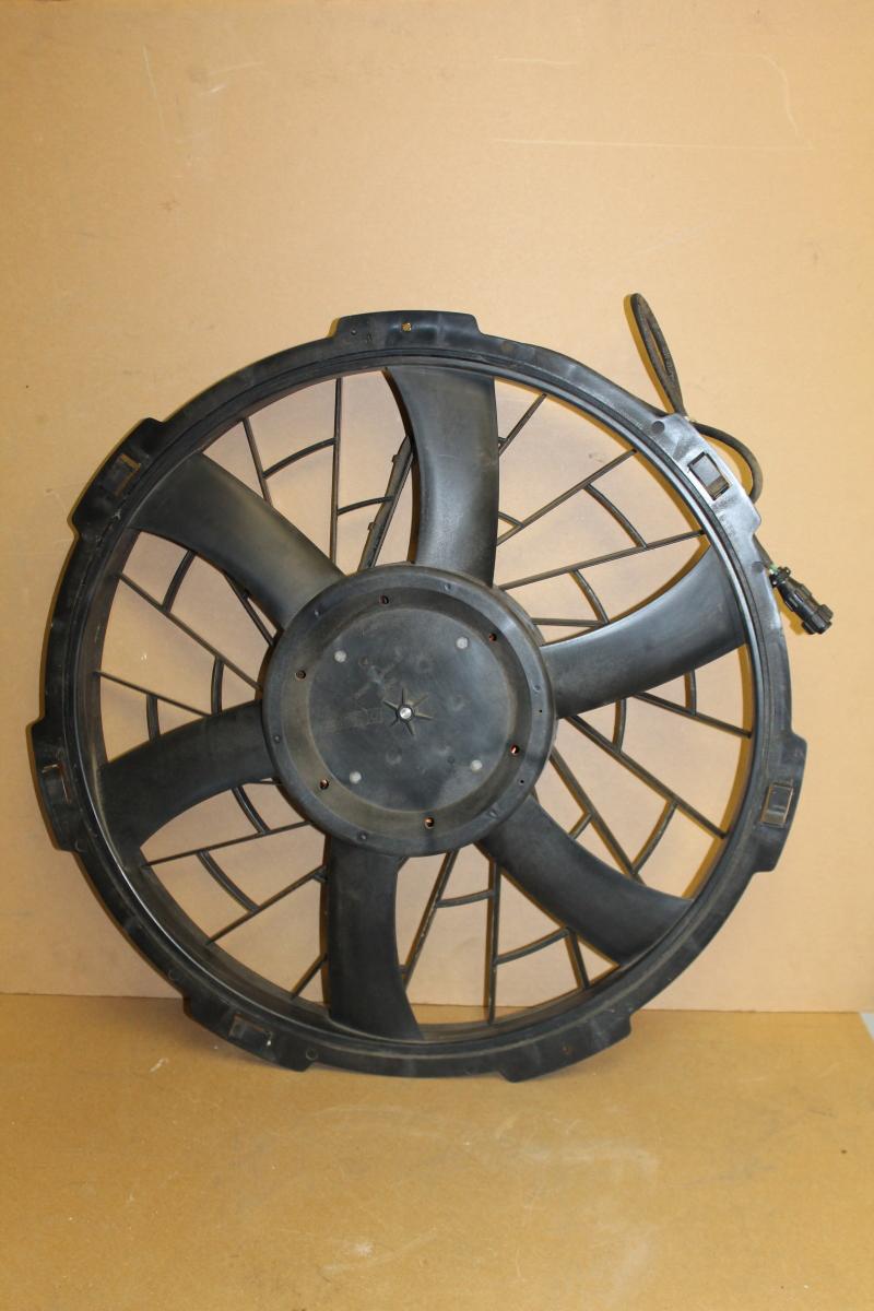 Radiator cooling fan, 22