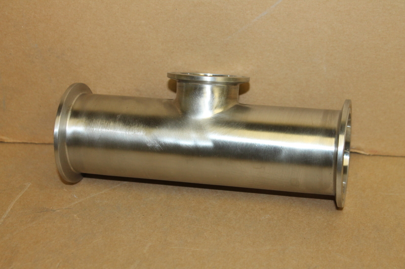 3A Sanitary Fitting, Reducing T 2-1/2