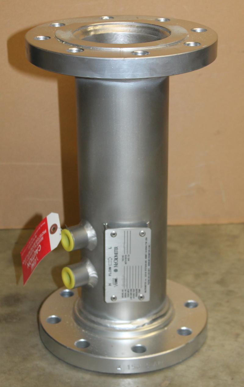 Flow meter, Differential pressure, 4