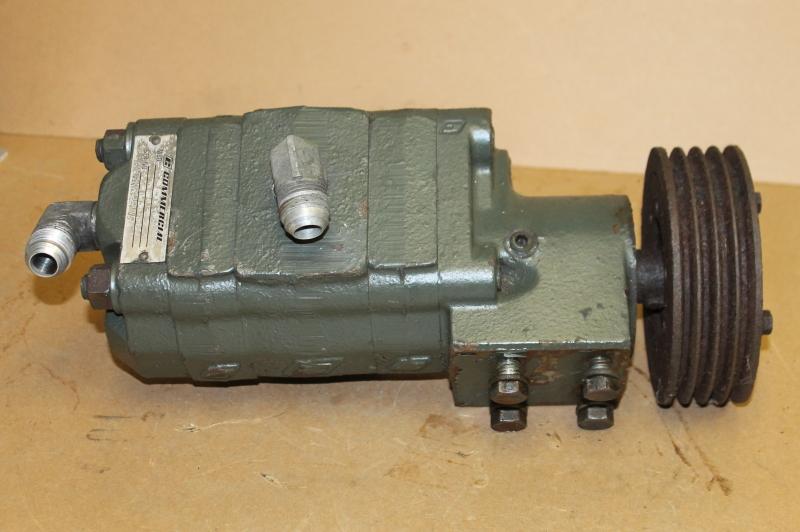 Hydraulic gear pump, P25X600C-AB07-73-X(G?)AB07-1, Commercial