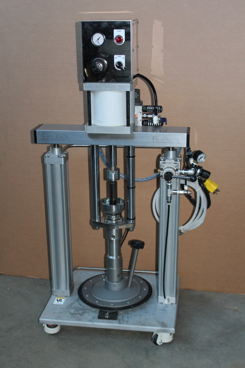 Piston Pump 5 gal pail can extruder system, 2100PSI, EP1306N, Fisnar