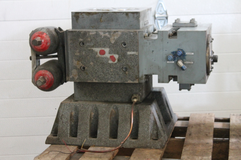 Shaker, Hydraulic Vertical Vibration, Exciter, 5