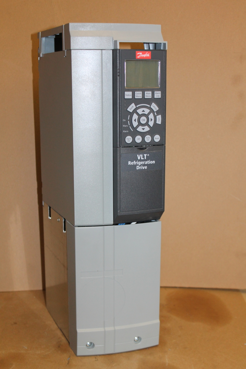 VFD, 7.5 hp, 9.9A, 380-480V 3ph, 0-590Hz, VLT FC 103, Danfoss