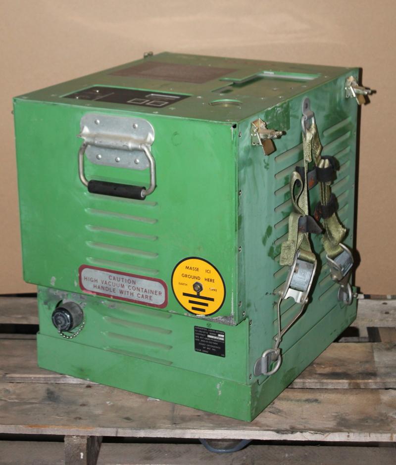 Liquid oxygen converter, Portable LOX, CRU-87/U, Essex Cryogenics