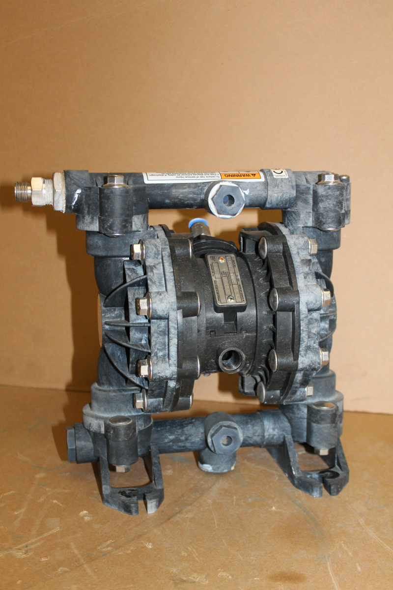 Graco Husky 515 Double Diaphragm Pump, 241564, 16GPM, 100PSI