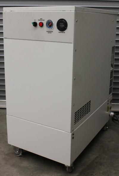 Clean Air Compressor, Oilless, 7.3 SCFM SF130872PHA, Powerex, NEEDS LIPS SEAL