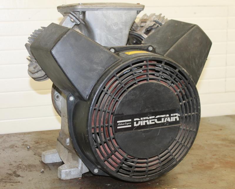 Air Compressor, 435 PSIG, 1800 RPM, Atlas Copco, LT7435