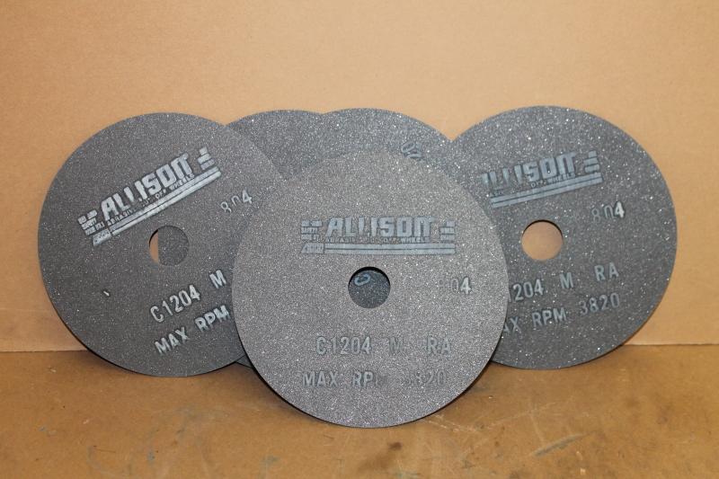 C1204 Abrasive Cut Off Wheel, Silicone Carbide, 8