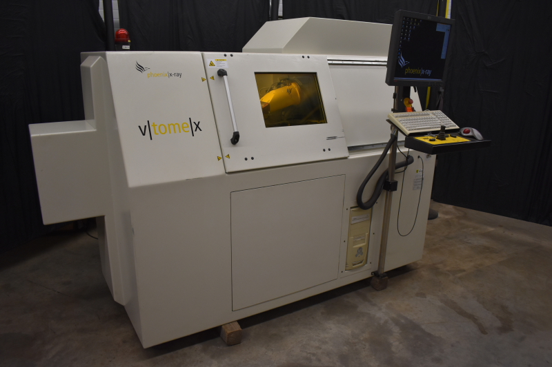 Phoenix vtomex S 225 Industrial X-ray Inspection 3D metrology, NDT, 225kV, 160Kv