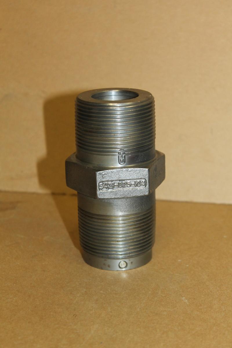 Hydraulic check valve, 1 1/2