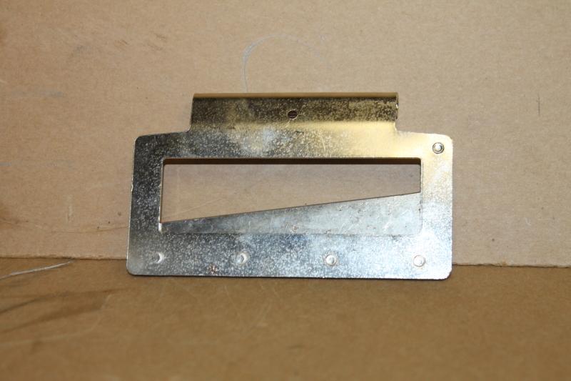 Tape dispenser shear blade, 4