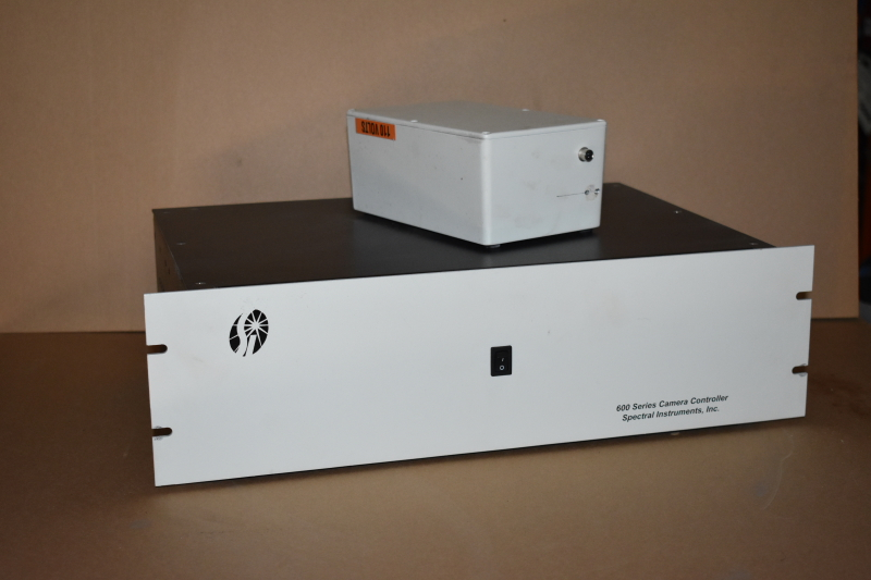 CCD camera controller, 4 channel, 600 series, Spectral Instruments
