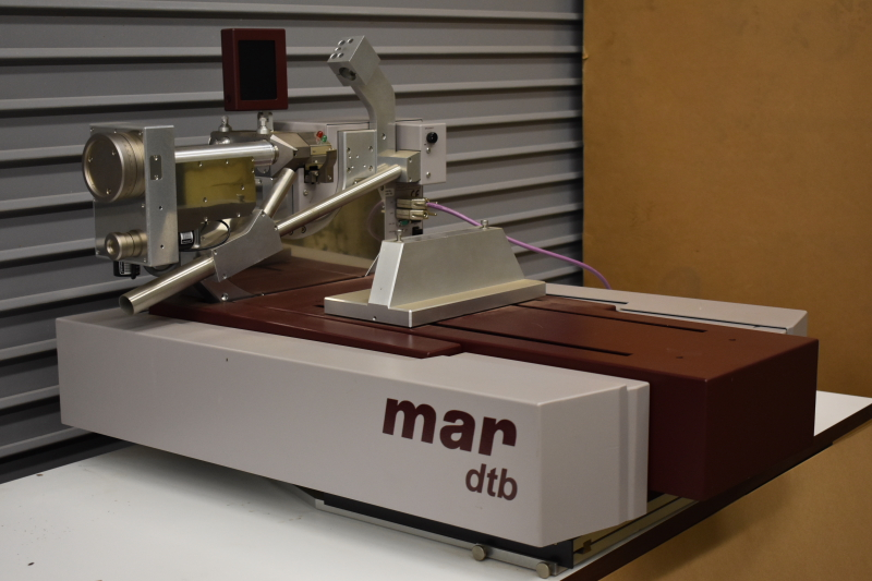 Goniostat, MARdtb Desktop Beamline, Includes sliding table, Mar