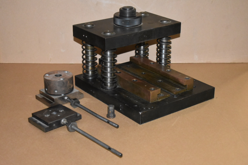 punch press die holder Four post, Heavy duty, 3