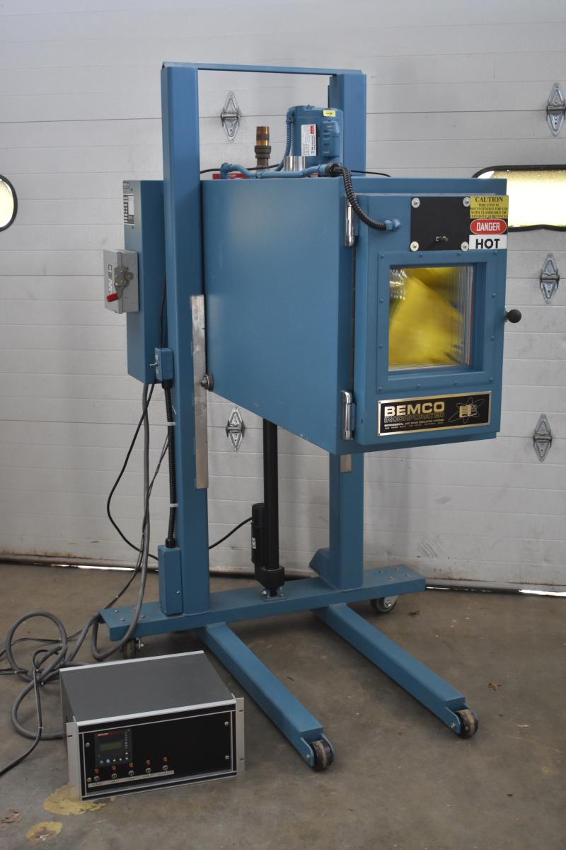 Temperature humidity chamber for universal testing machine LN2, FTUW3.0, Bemco