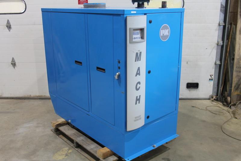 MACH C-2000 PK Patterson condensing Boiler, Natural Gas Fired, 1920K BTU