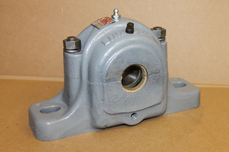 Pillow block bearing, Split 2 piece, 1 7/16