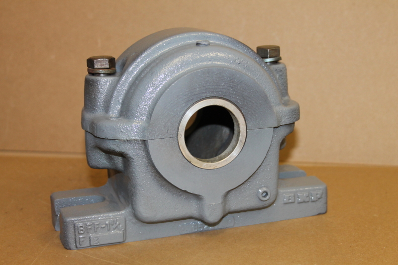 Pillow block bearing housing, Split, 1 11/16