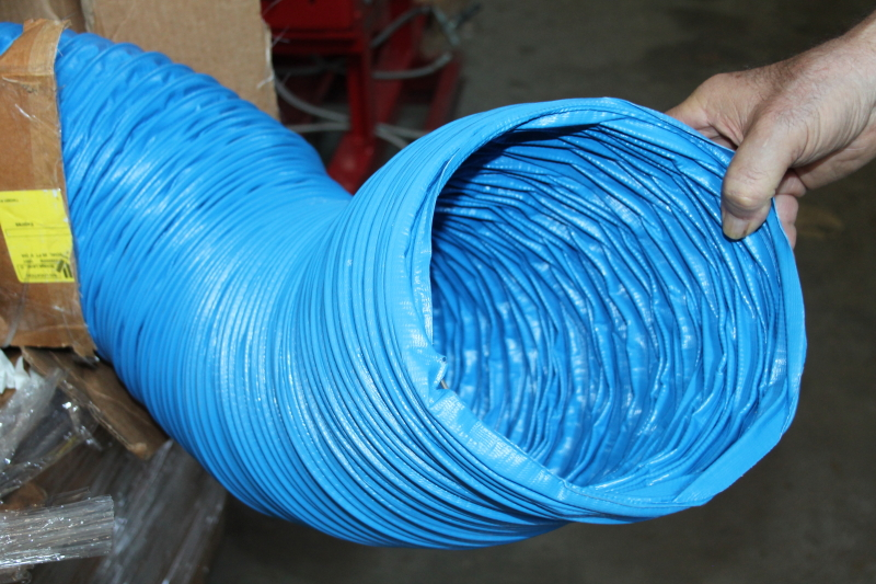 Industrial duct hose, 9