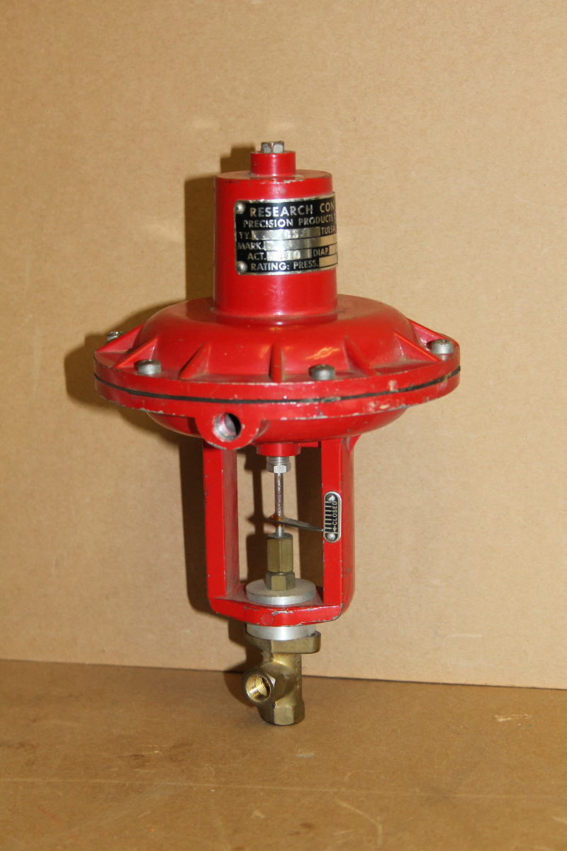 Precision valve, 1/8