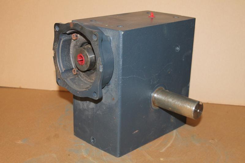 Speed reducer, Right angle, 60:1, 29.2 RPM, 4000inlb, 384, 0220-78682, Hub City