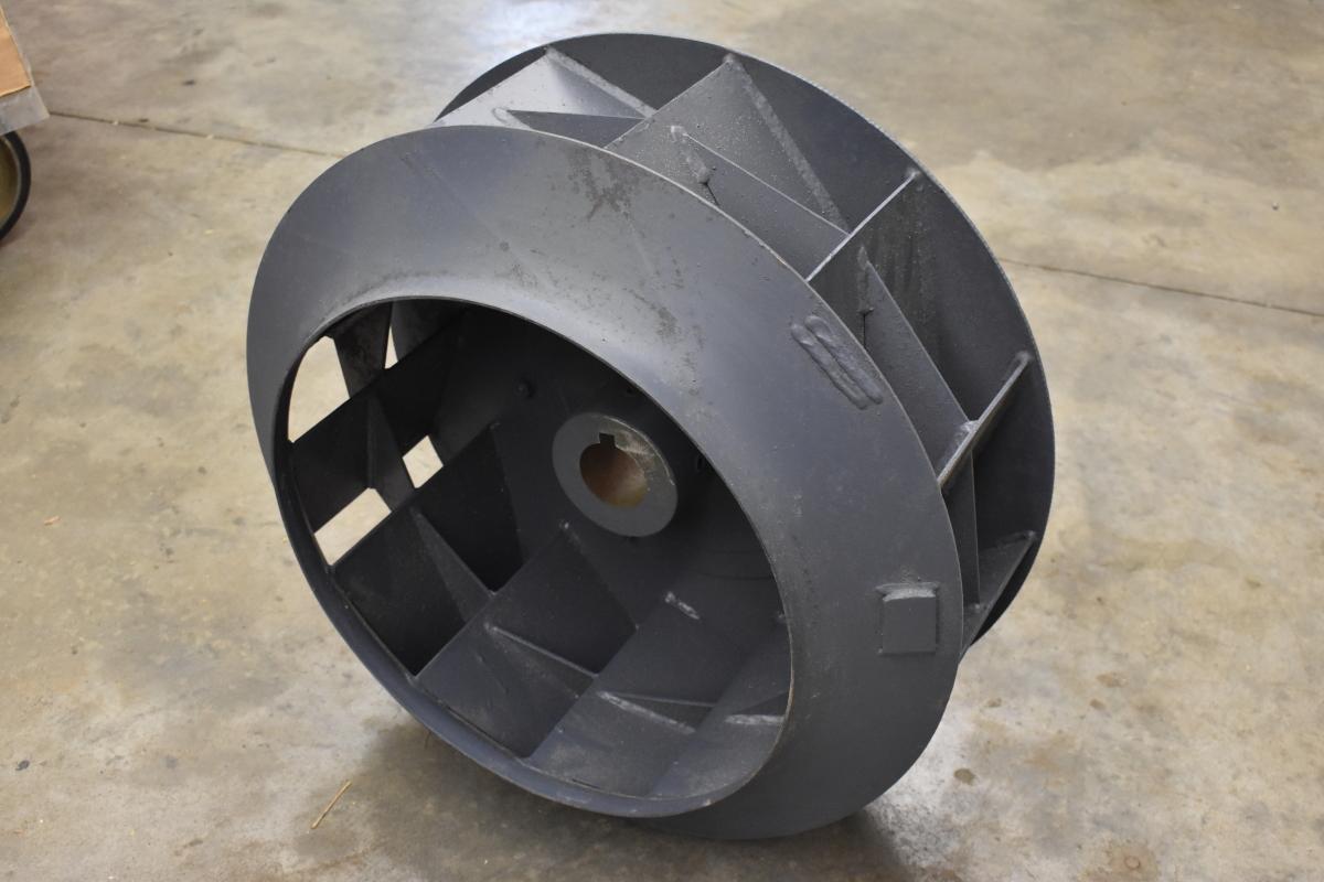 Centrifugal Blower Wheel, 16