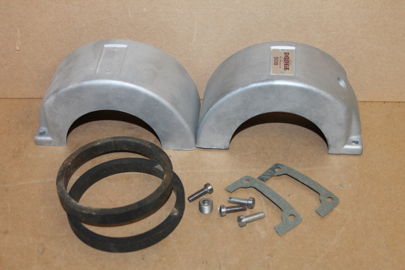 Chain coupling cover, Size 50, 5016, 5018, 099027, Dodge