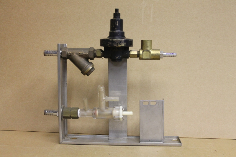 Water pressure regulator assbly, w/drain valve PL-136B, Tabai Espec